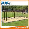 Children Loves Kindergarten Climbing Playground Swing