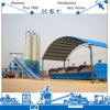 Stationary 90m3/H Ready Mixed Cement Concrete Mixing Plant for Sale with Ce ISO Certification
