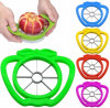 Multi-Function ABS+ Stainless Steel Kitchen Cooking Vegetable Tools Chopper Fruit Slicer Apple Cutter Knife Corers