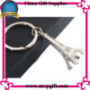 Customized Metal Key Chain with 3D Key Ring Engraving