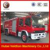 Isuzu 10 Wheeler Fire Fighting Truck (10000L water & 2000L foam)
