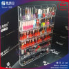 Wholesale 6 Tiers Clear Wall Mounted Acrylic Nail Polish Display