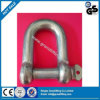 Sf 4 Times Commercial Galv European Large Dee Shackle