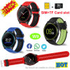 Full View Round Screen Bluetooth Mobile Watch Phone W9