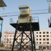 Js1000 (40-50m3/h) Concrete Mixer Machine with Lift