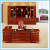 Large Long Rectangle Luxury Office Executive Boss Table