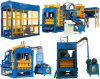 Interlocking Cement Block Making Machine