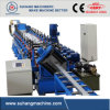 Single Side Adjustable C Z Purlins Cold Roll Forming Machine