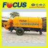 Good Performance 89m3/H 90kw Electric Motor Trailer Concrete Pump