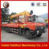 Dongfeng 6X4 Truck with Crane 5-10 Ton