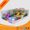 Child Play Zone Indoor Playground Kids Plastic Naughty Castle (XJ5004)
