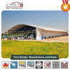 20m Big Arcum Tent with Glass Walls and ABS Walls
