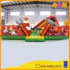 Inflatable Amusement Park Litter Builder Fun City