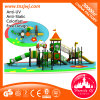 Hot Sale Tree Style Investing Outdoor Slide Children Climbing Playground