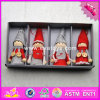 2017 New Products Lovely Characters Wooden Kids Toys for Christmas W02A236