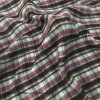 Stock Wool Fabric Different Double Face Check