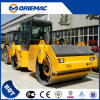 Xcm 14 Ton Hydraulic Double Drum Vibrating Road Roller Xd142