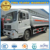 Hot Sale 15000 L Dongfeng Fuel Tanker 4X2 15000 Liters Oil Tank Truck
