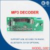 5V/12V Bluetooth USB MP3 Player Module with FM Radio PCB (G001)