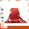 New Screen Printing 100% 90X90 Silk Scarf Square for Women