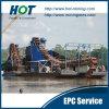 Africa Hot Sale Customized Bucket Chain Alluvial Gold Dredging