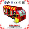 Bus Theme Trampoline Bed for Children