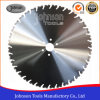 600mm Diamond Wall Saw Blade for Cutting Reinforced Concrete