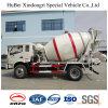5cbm Foton Forland 4X2 Concrete Mixer Truck