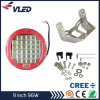 LED Light 9′′ CREE LED Driving Light (IP68 4X4 Offroad Lamp Round CREE 9inch Work 96W 160W 185W)