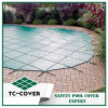 Green Mesh Safety Cover for Pool