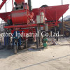 Electric Drived New Cement Feeding Dumper Truck with Wheel for Carrying Concrete Materials