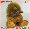 ASTM Realistic Stuffed Wild Animal Soft Buffalo Plush Bison Toy