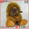 Realistic Stuffed Plush Toy Bison Wild Cattle