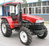 Luzhong 40-48 HP 4WD Farm Tractor Agricultural Tractor with Foton Cabin