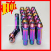 Titanium Products DIN912 M2 Titanium Bolts