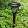 Solar Mosquito Killer Lamp for Outdoor Garden Use
