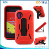 for Blu Dash Music 2 D330 Case Kickstand Heavy Duty Phone Case