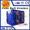 Four Roller Fine Mining Grinding Crushing Machine Stone Crusher