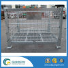 Collapsible Lifting Type Wire Mesh Container in Cargo & Storage Equipment