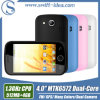 4.0 Inch Dual SIM Cheap 3G Mobile Phone/Phone H30