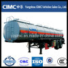 Cimc 2 Axles Bitumen Asphalt Tanker Semi Truck Trailer