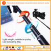 New Products 2015 Innovative Product Wireless Selfie Stick with Zoom, 8in1 Rk86e Selfie Kit Parts