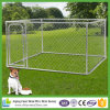 Hot DIP Galvanized Double Dog Kennel