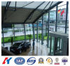 Steel Structure Car 4s Shop with Curtain Wall (KXD-SSB124)