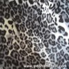Polyester Taffeta Fabric with Animal Print Design