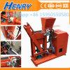 Diesel and Electric Model Hr1-25 Advanced Hydraulic Lego Brick Machine Soil Clay Interlocking Brick Making Machine Price