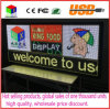 P6 Outdoor RGB Full-Color LED Video Display Size 25X 55 Inches Advertising Video, Image and Text LED Sign