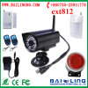 GSM MMS Alarm System With Infrared Night Vision Camera (E9)