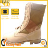 Cheap Assorted Color Black Beige Military Boots