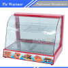 Red Colour Electric Food Display Warmer